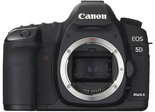 Фотоаппарат Canon 5D Mark II Body